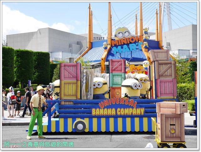大阪日本環球影城USJ小小兵樂園惡靈古堡航海王關西自助image031