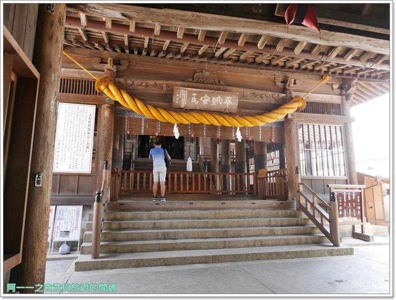 日本岡山旅遊.吉備津神社.桃太郎.迴廊.image045