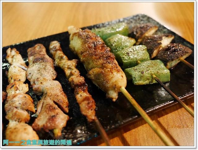 捷運善導寺站美食柒串燒屋平價烤肉酒聚餐image028