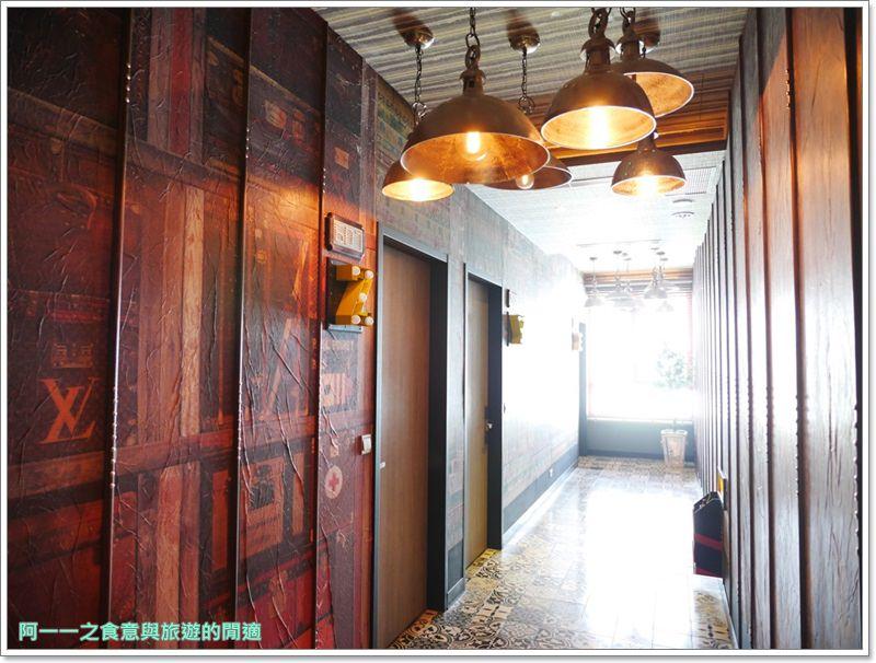 高雄駁二住宿.冒煙的喬.就是公寓旅店.海鮮粥.工業風image021