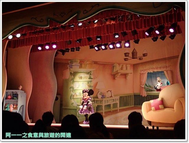 東京迪士尼海洋美食duffy達菲熊午餐秀gelatoniimage053
