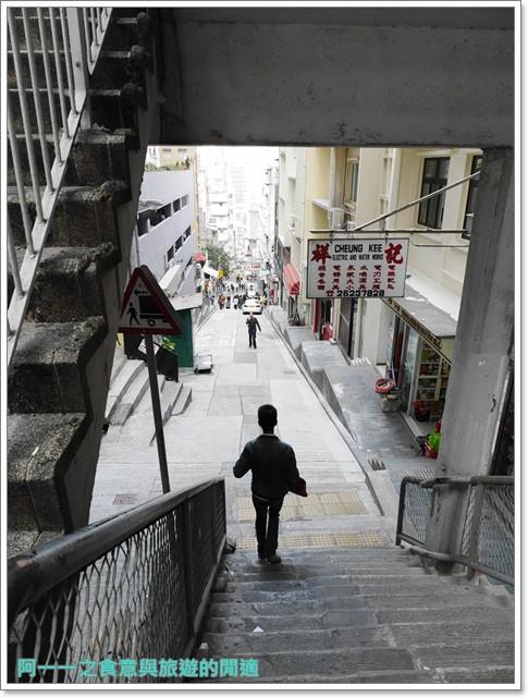 香港景點中環半山手扶梯叮叮車中環街市逛街image023