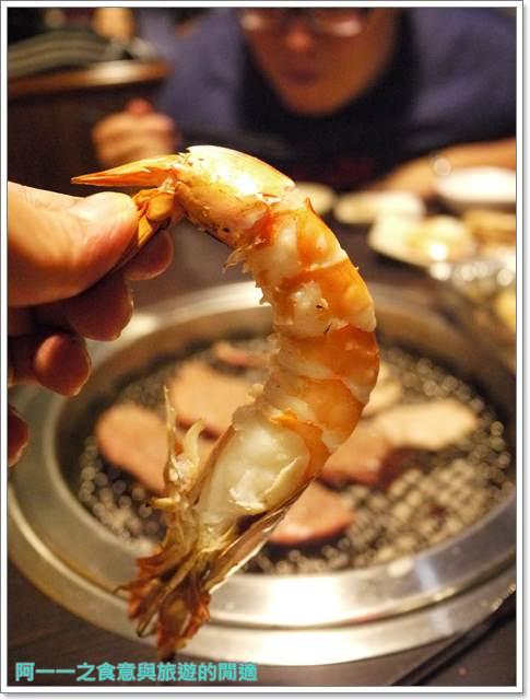 板橋捷運新埔站美食吃到飽燒肉眾烤肉海鮮牛肉image055