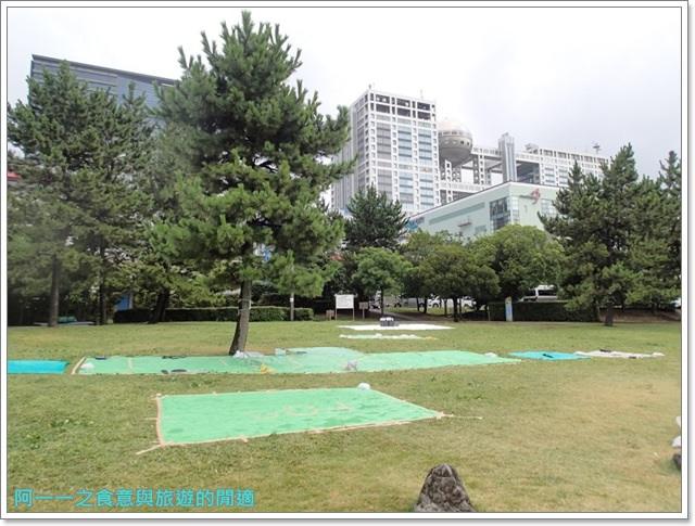 東京景點御台場海濱公園自由女神像彩虹橋水上巴士image016