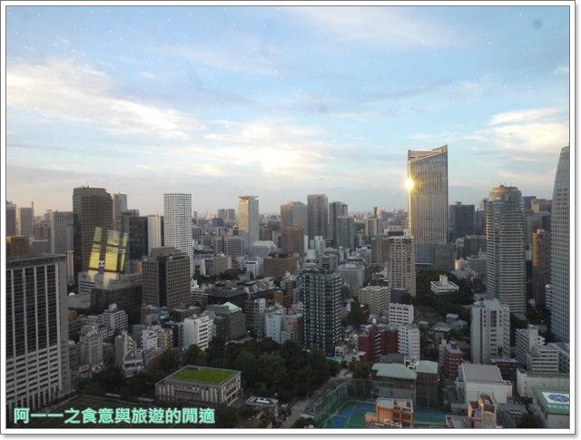 日本東京旅遊東京鐵塔芝公園夕陽tokyo towerimage041