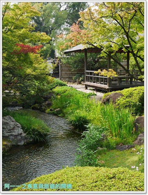 姬路城好古園活水軒鰻魚飯日式庭園紅葉image061