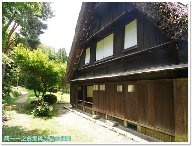 大阪親子景點.日本民家集落博物館.服步綠地.古蹟.老屋image062