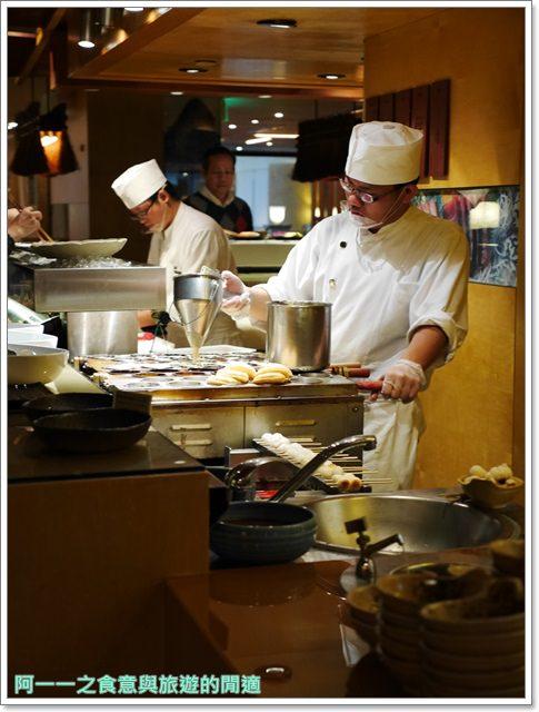 捷運台北101站美食君悅酒店彩日本料理buffet吃到飽image034