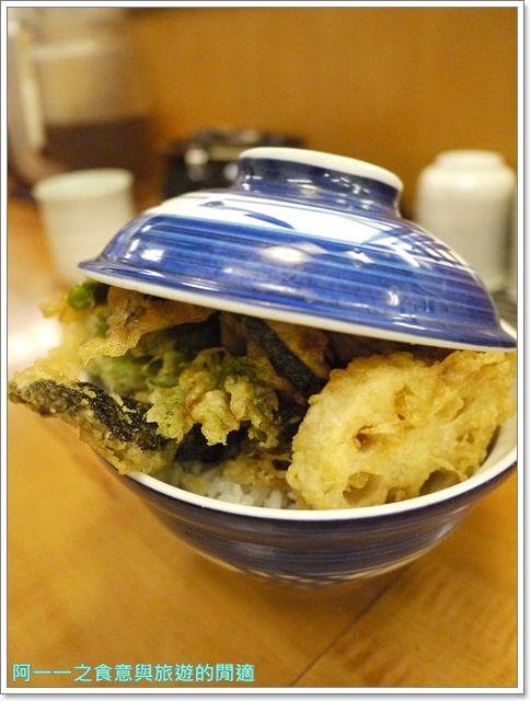 日本自助旅遊東京新橋美食天丼あきばimage008