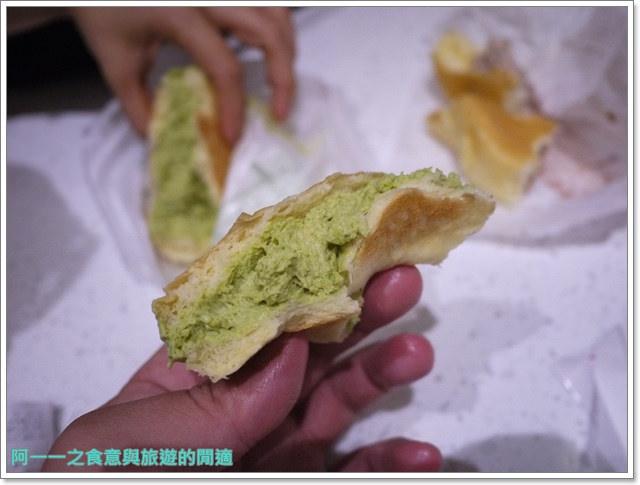日本廣島排隊美食八天堂奶油麵包抹茶甜點image019