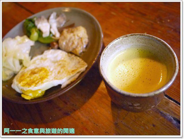 苗栗三義民宿卓也小屋蔬食餐廳藍染image147