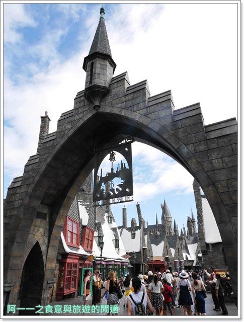 哈利波特魔法世界USJ日本環球影城禁忌之旅整理卷攻略image005