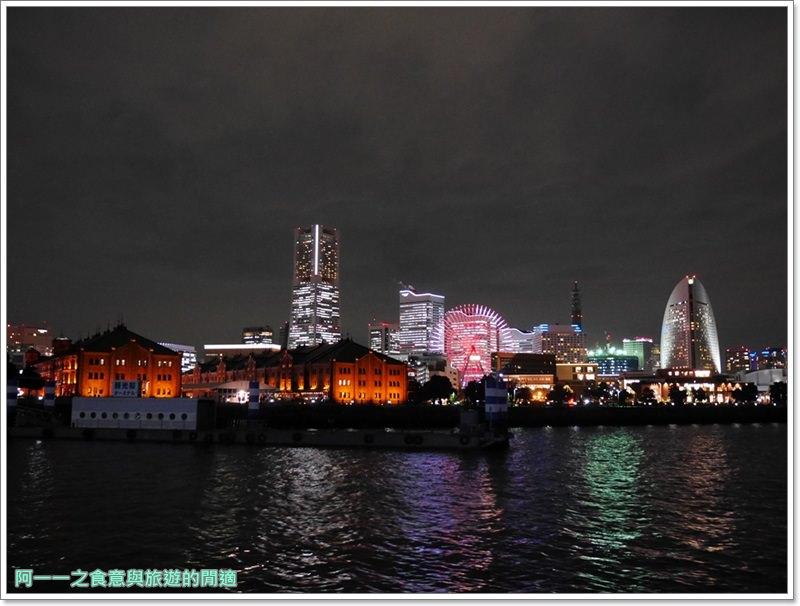 橫濱港夜景.veltra.東京旅遊.觀光船.日劇.浪漫image026