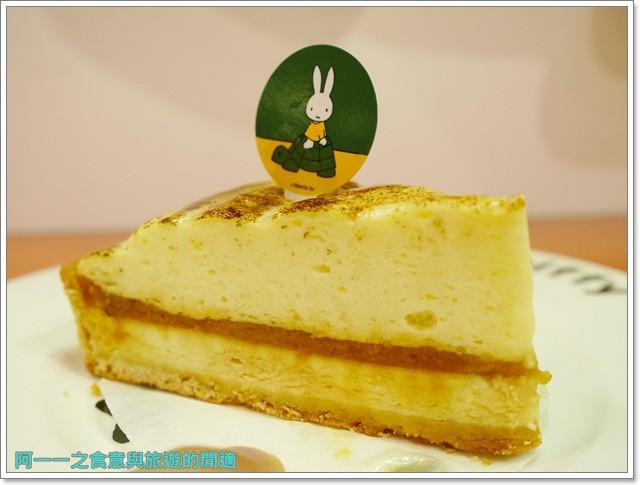 米菲兔咖啡miffy x 2% cafe甜點下午茶中和環球購物中心image025