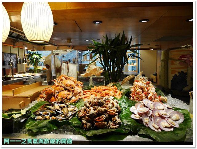 捷運台北101站美食君悅酒店彩日本料理buffet吃到飽image018
