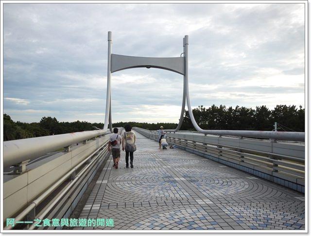 日本千葉景點東京自助旅遊幕張海濱公園富士山image003