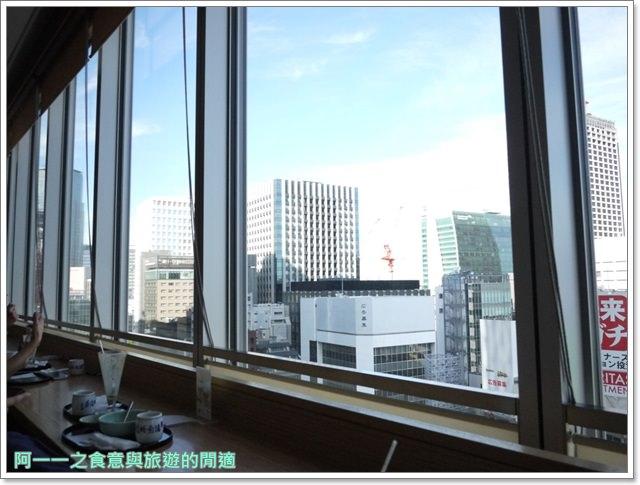 茶寮都路里東京車站美食抹茶京都大丸甜點挫冰人氣排隊image010