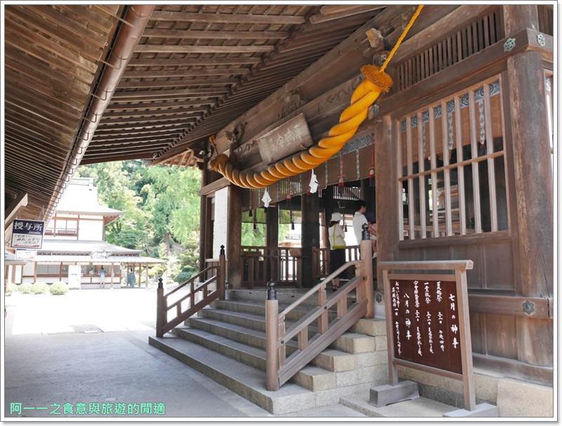 日本岡山旅遊.吉備津神社.桃太郎.迴廊.image046