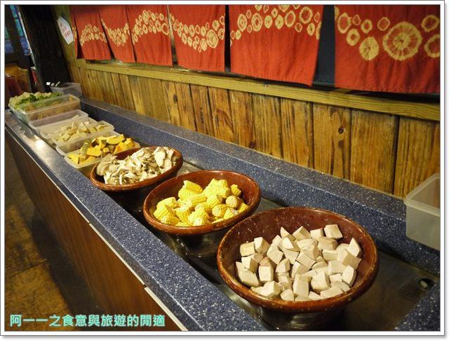 苗栗三義美食卓也小屋吃到飽火鍋蔬食景觀餐廳image015