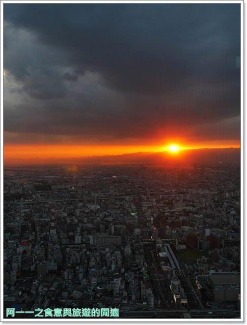 大阪景點.阿倍野展望台.harukas300.夜景.夕陽.天王寺image054