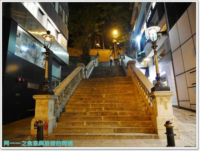 香港自助旅遊.星巴克冰室角落.都爹利街煤氣路燈.古蹟image007