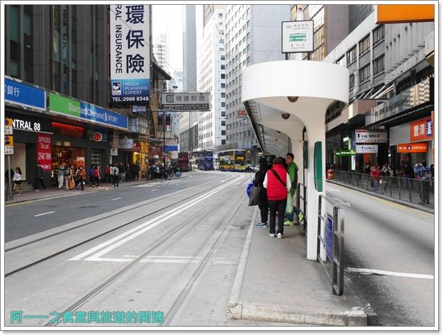 香港景點中環半山手扶梯叮叮車中環街市逛街image005