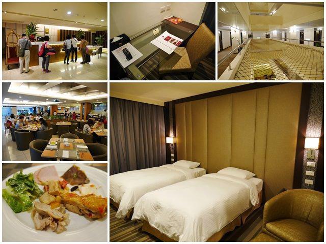 新竹住宿 悅豪大飯店(竹北館)~商務旅遊住宿好選擇,排隊小吃在隔壁