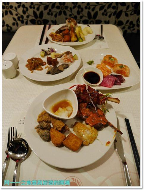 台北車站美食凱撒大飯店checkers自助餐廳吃到飽螃蟹馬卡龍image060