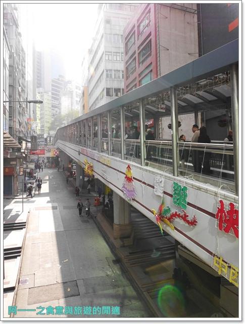 香港景點中環半山手扶梯叮叮車中環街市逛街image012