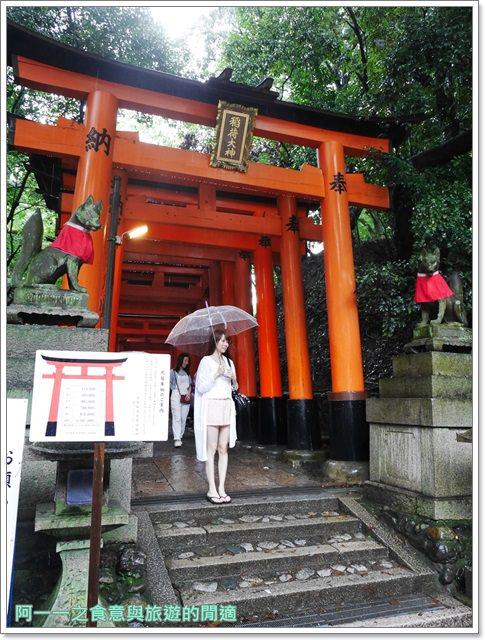 伏見稻荷大社.京都神社.千本鳥居.日本關西自助旅遊image041