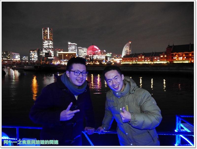 橫濱港夜景.veltra.東京旅遊.觀光船.日劇.浪漫image028