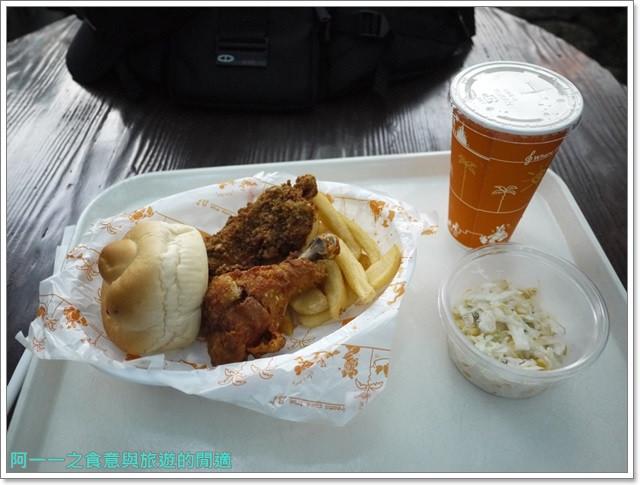 東京迪士尼樂園美食午餐秀煙燻火雞腿波里尼西亞草壇餐廳image052