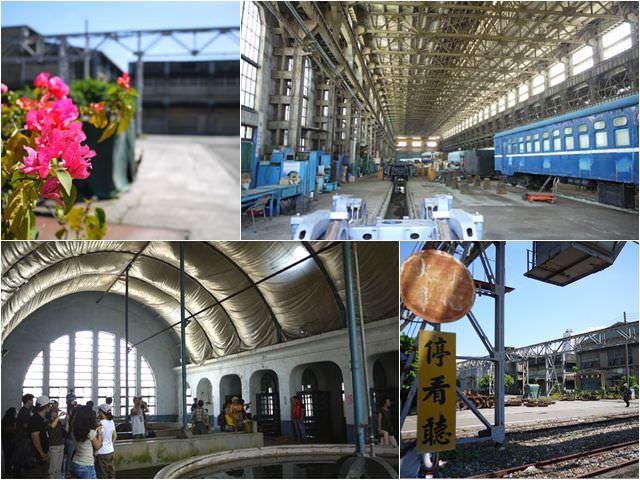 台北松山 台鐵台北機廠~熄燈號前的最後回眸
