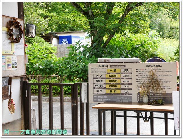 大阪親子景點.日本民家集落博物館.服步綠地.古蹟.老屋image028