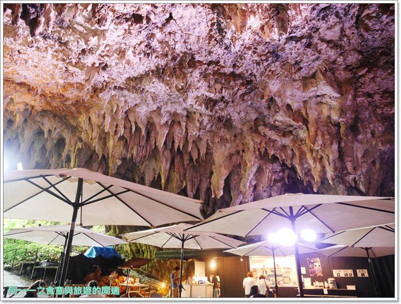 沖繩南部景點.Gangala之谷.鐘乳石洞咖啡.秘境.港川人.image019