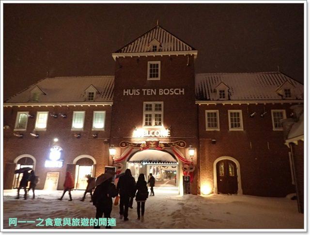 九州旅遊.豪斯登堡.光之王國.雪.日本.主題樂園image074