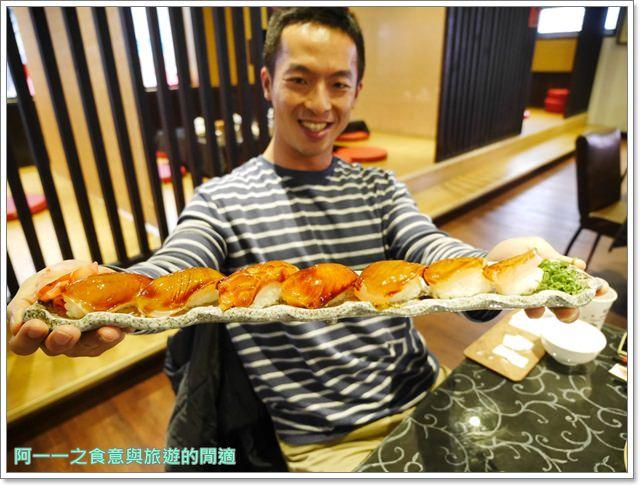 花蓮美食賴桑壽司屋新店日式料理大份量巨無霸握壽司image028