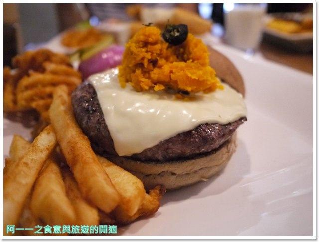 新北新店捷運大坪林站美食漢堡早午餐框框美式餐廳image028
