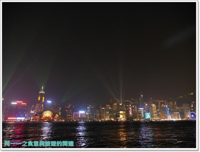 香港維多利亞港燈光秀星光大道幻彩詠香江夜景image024