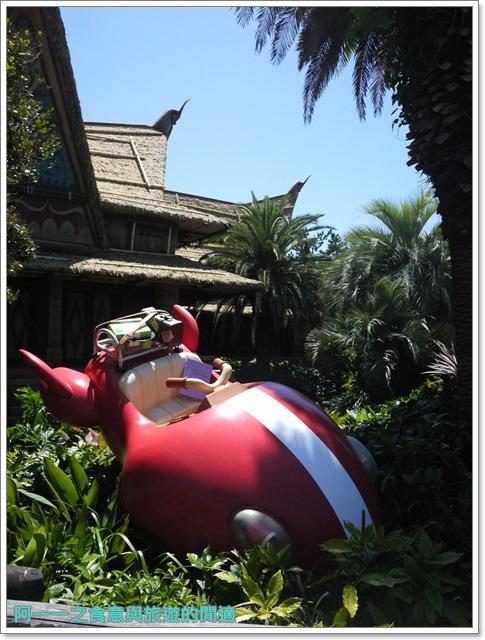 東京迪士尼樂園美食午餐秀煙燻火雞腿波里尼西亞草壇餐廳image013