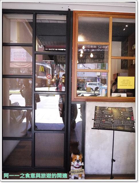 新北新店捷運大坪林站美食漢堡早午餐框框美式餐廳image003