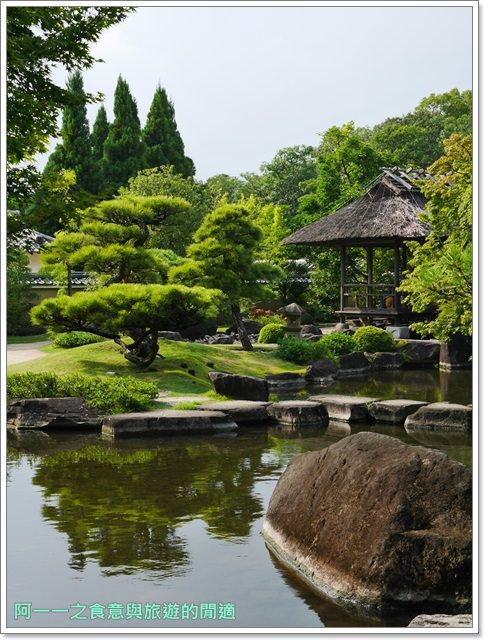 姬路城好古園活水軒鰻魚飯日式庭園紅葉image071