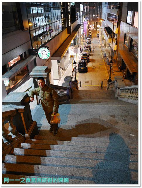 香港自助旅遊.星巴克冰室角落.都爹利街煤氣路燈.古蹟image012