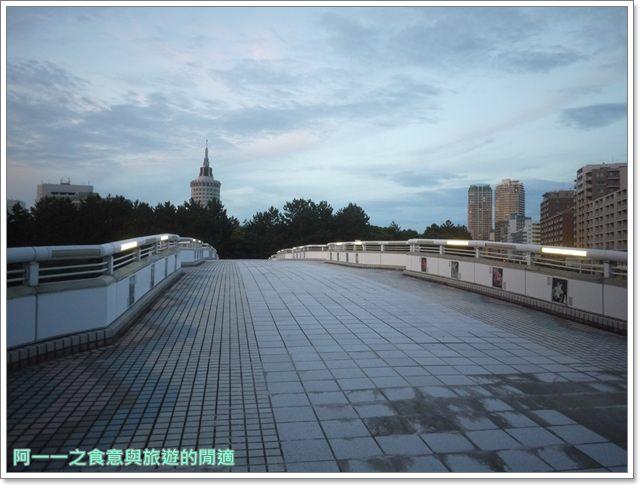 日本千葉景點東京自助旅遊幕張海濱公園富士山image041