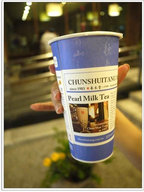 春水堂人文茶館 翡翠檸檬綠茶~沒有三兩三,不敢賣這麼貴
