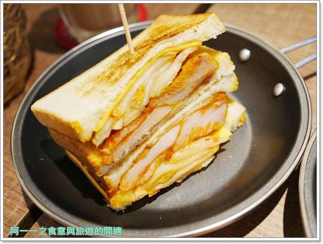 餓店碳烤吐司.捷運三重國小站.美食.早餐.雙倍起司肉蛋image038