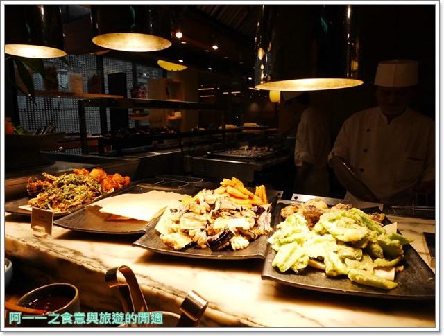 捷運台北101站美食君悅酒店彩日本料理buffet吃到飽image025