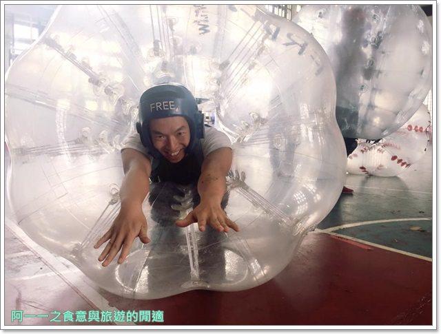 瘋狂泡泡足球台灣.台北泰北高中.BubbleBall.窩客島image017