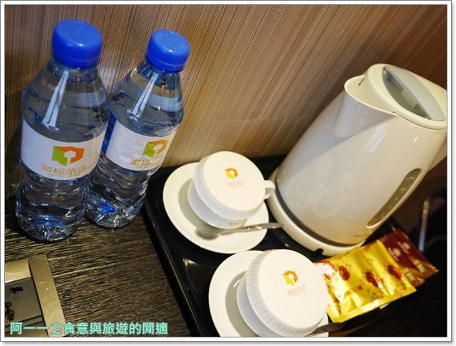 台中逢甲夜市住宿默砌旅店hotelcube飯店景觀餐廳image032
