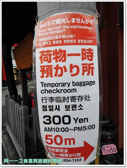 伏見稻荷大社.京都神社.千本鳥居.日本關西自助旅遊image006